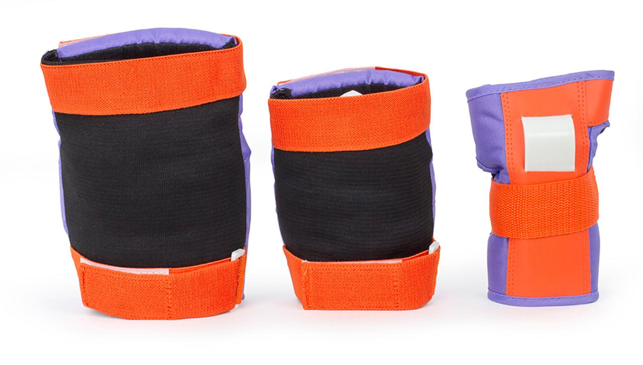 SFR ROLLER Set de Protection Complet Essential Triple Pad Set Tropical