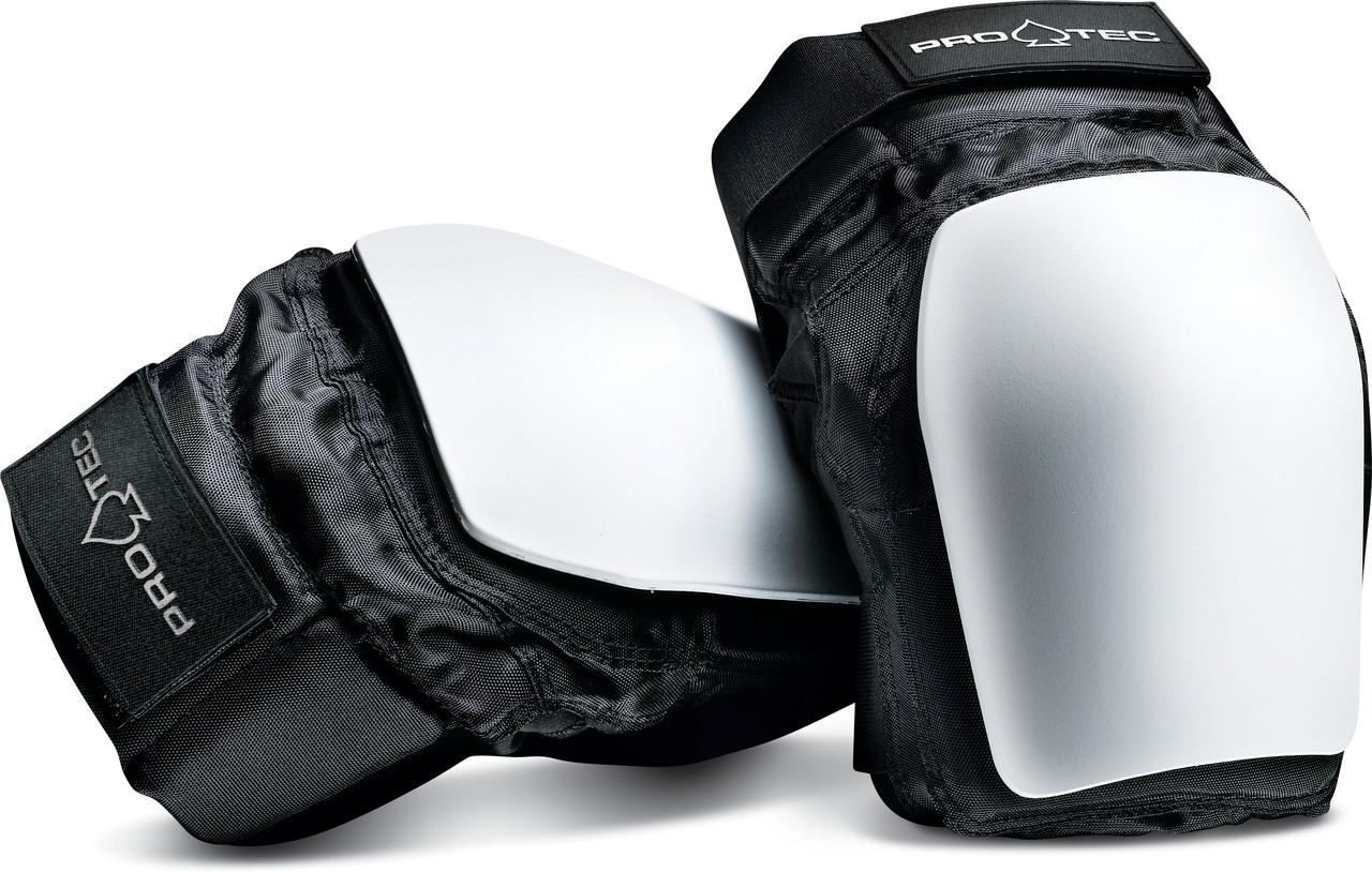 2cdf3fc0f4 Pro-Tec Park Knee Pads - Black / White
