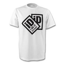 iD2 Classic tee white