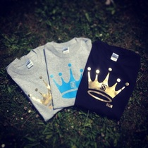 iD2 Bling Crown tee medley