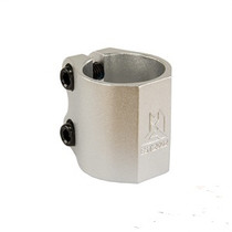 MGP EXTREME DOUBLE CLAMP SILVER