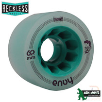 RECKLESS ENVY- CLEAR TURQ