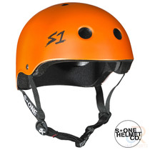 S1 Lifer Helmets - Orange Matt