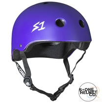 S1 Lifer Helmets - Purple Matt