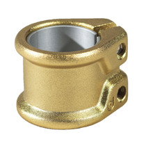 District HT-Series Double Clamp 34.9 with 31.8 shim - Aarum