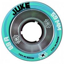 Atom Juke Alloy Wheels- Blue Aqua