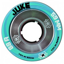 Atom Juke Alloy Wheels- Blue Aqua