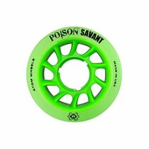 Atom Poison Savant Wheels-Green