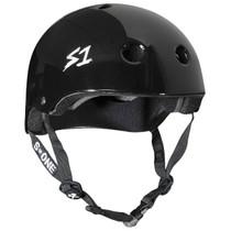 S1 MEGA Lifer Helmets - Black Gloss