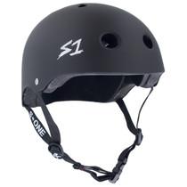 S1 MEGA Lifer Helmets- Black Matt