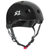 S1 MINI Lifer Helmets - Black Gloss