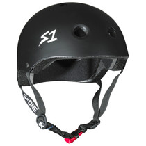 S1 MINI Lifer Helmets - Black Matt