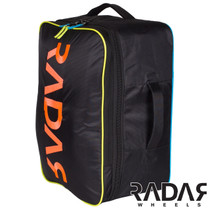 RADAR WHEELS BACKPACK - BLACK / NEON