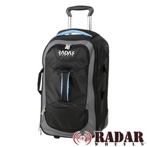 RADAR WHEELS EQUIPMENT BAG - BLACK