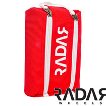 RADAR WHEELS MINI WHEEL BAG - RED