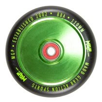 MFX CORRUPT 110mm WHEELS - GREEN
