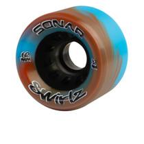 SONAR WHEELS-SWIRLZ - RED/BLUE