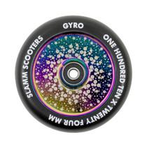 Slamm Neochrome 110mm Gyro Hollow Core Wheels