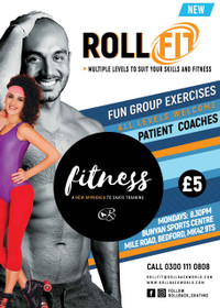 Roll FIT Roller Exercise Class