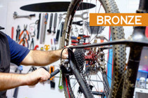 BIKE SERVICE BRONZE PACKAGE