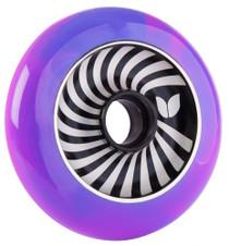 Blazer-Pro-Scooter-Wheel-Vertigo-Aluminium-Swirl