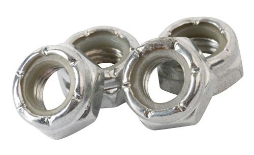 Axle Lock Nuts - Enuff - RollBack skating