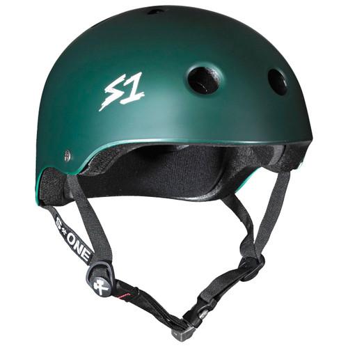 S1 MEGA Lifer Helmets - Green Matt