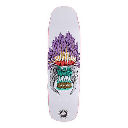 """Welcome Sheep Of A Feather Skateboard Deck 9"""""""
