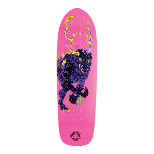 Welcome Skateboards Wendigo on Magic Bullet