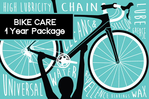 bike care plan 1 year package