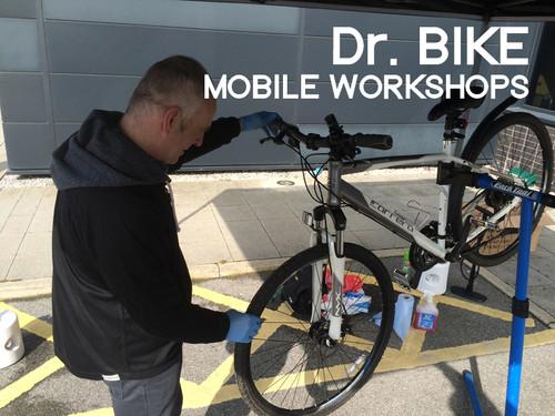 Dr BIKE Mobile Workshops
