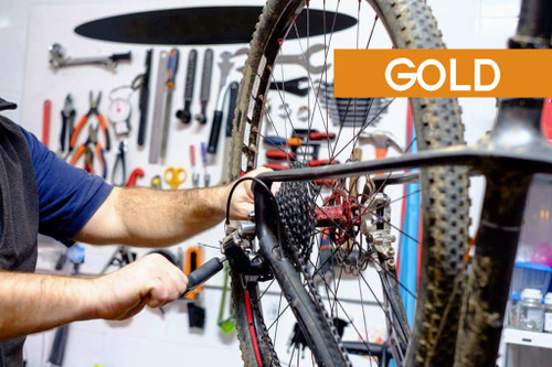 BIKE SERVICE GOLD PACKAGE