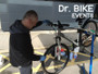 dr bike for events