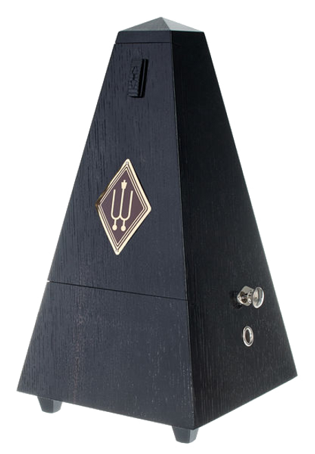 Wittner Plastic Metronome w/ Bell - Wood Front