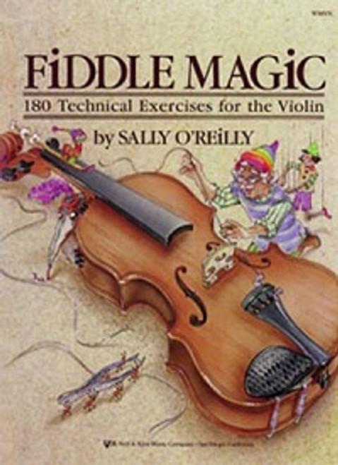 O'Reilly, Sally: Fiddle Magic