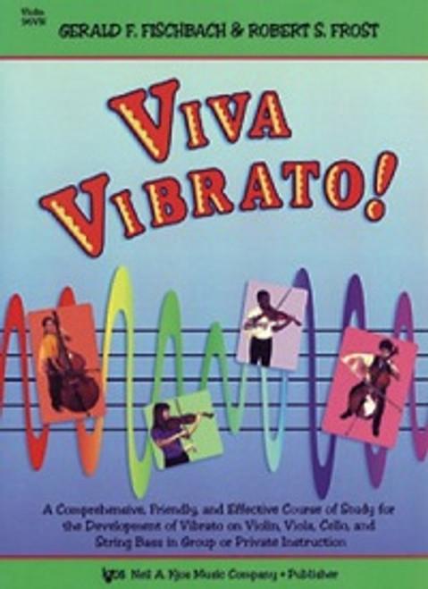 Viva Vibrato! for Violin