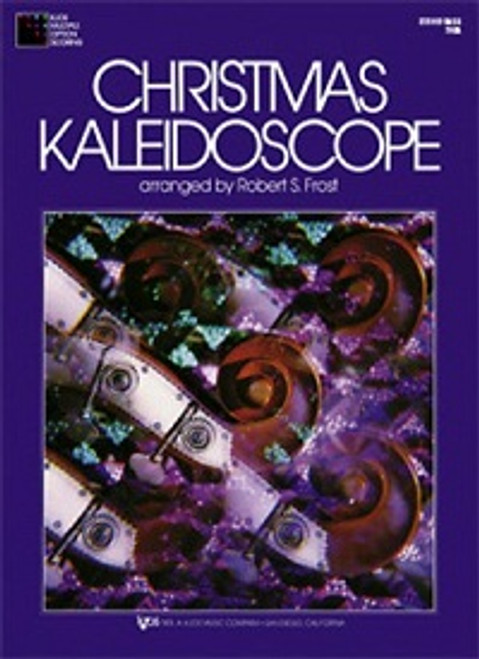 Christmas Kaleidoscope Book 1 for Double Bass