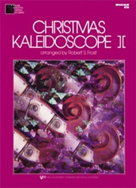 Christmas Kaleidoscope Book 2 for Double BassFrost