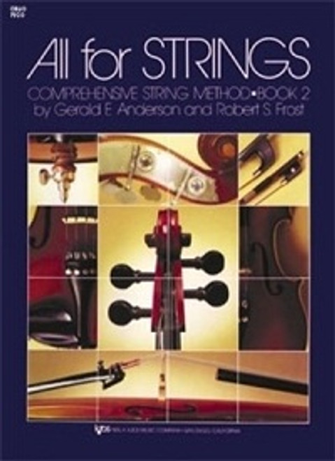 All For Strings Book 2 for Double Bass