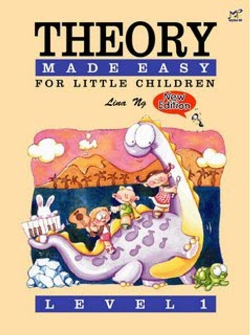 Ng, Lina: Theory Made Easy for Little Children Level 1
