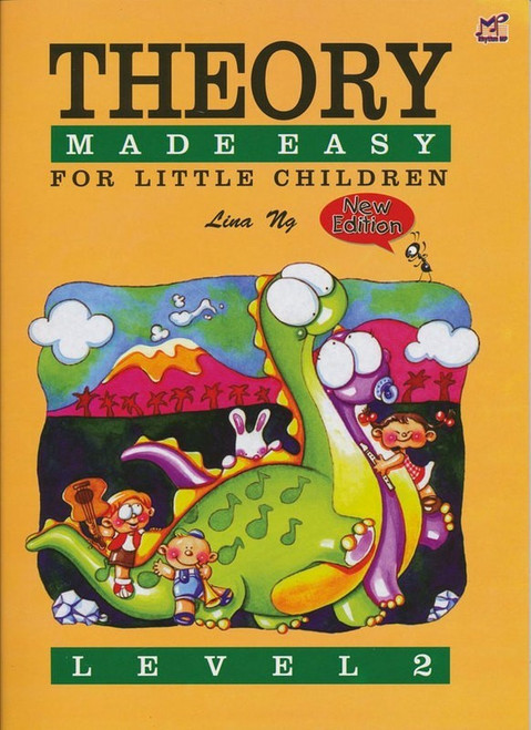Ng, Lina: Theory Made Easy for Little Children Level 2