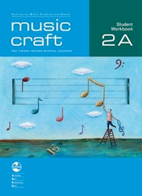 AMEB Music Craft - Student Workbook 2A