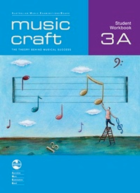 AMEB Music Craft - Student Workbook 3A