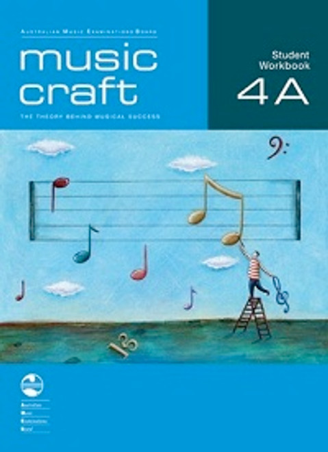 AMEB Music Craft - Student Workbook 4A