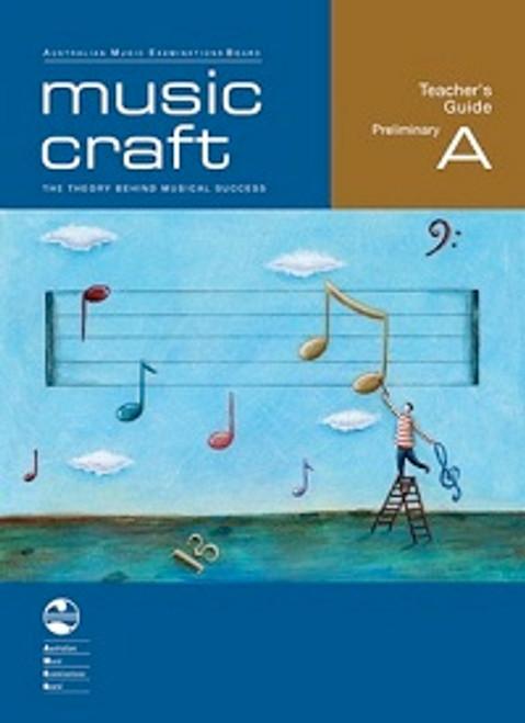 AMEB Music Craft - Teacher's Guide Preliminary A