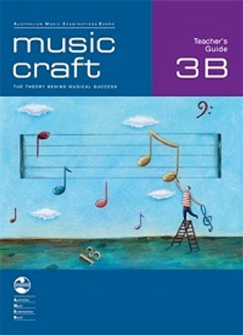 AMEB Music Craft - Teacher's Guide 3B