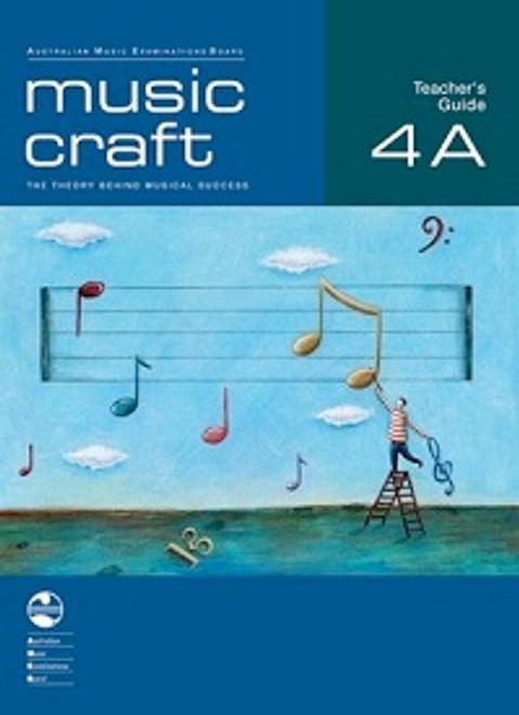 AMEB Music Craft - Teacher's Guide 4A