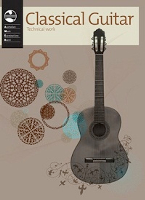 AMEB Classical Guitar Series Technical Workbook