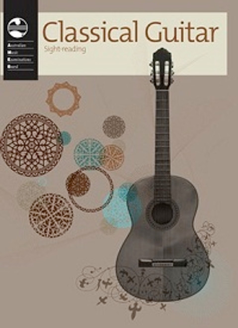 AMEB Classical Guitar Series 2 Sight Reading