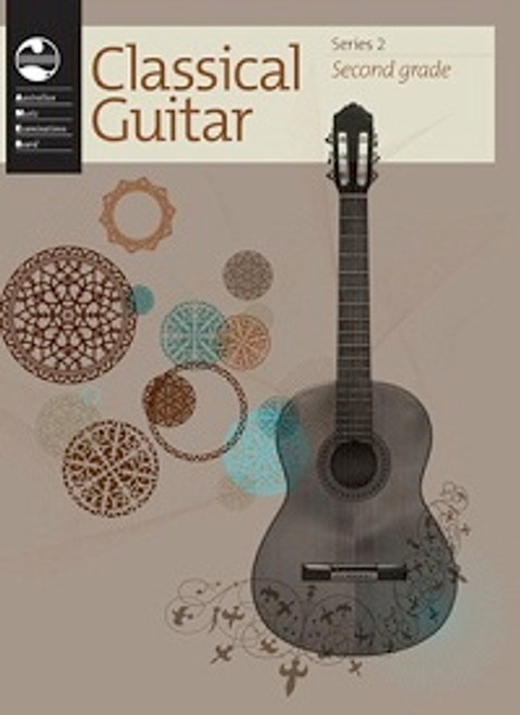 AMEB Classical Guitar Series 2 Grade 2